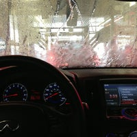Photo taken at Delta Sonic Car Wash by Jim E. on 3/16/2013