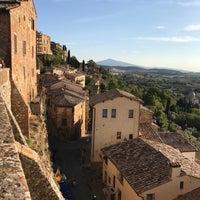 Photo taken at Locanda San Francesco - Montepulciano (Siena), Tuscany by Manuela Z. on 8/24/2017