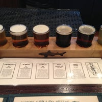 Photo taken at Dogfish Head Alehouse by Jason D. on 7/27/2013