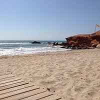 Photo taken at Calas de Rocamar by Visit P. on 6/26/2013