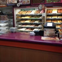 Photo taken at Dunkin Donuts by Christopher B. on 3/7/2014