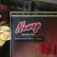 Photo taken at Neway Karaoke Box by Azrul A. on 1/19/2013