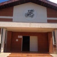 Photo taken at Igreja São Jorge by Pedro Henrique S. on 3/1/2014