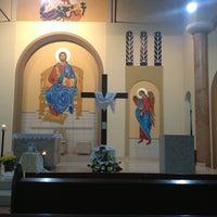Photo taken at Igreja São Jorge by Pedro Henrique S. on 7/3/2013
