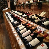 Photo taken at Chelsea Wine Vault by JoonKi H. on 11/18/2012