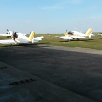 Photo taken at Aérodrome de Chavenay Villepreux by Margarita T. on 3/15/2014