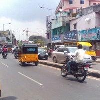 Photo taken at Mehta Nagar Bus Stop by Naren d. on 4/22/2013
