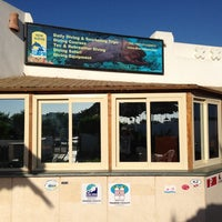 Photo taken at New Waves - Dive Center by Natalia G. on 4/16/2013