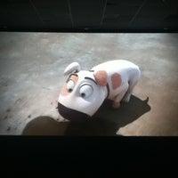 Photo taken at Mi Cine by Fernanda R. on 3/2/2013