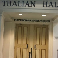 Photo taken at Thalian Hall by Paul C. on 1/19/2014