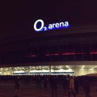Photo taken at O2 arena by Irina T. on 2/9/2013