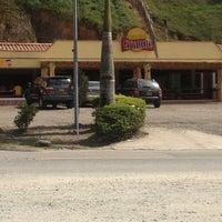 Photo taken at Estadero Mall Rancho Grande by Edwin M. on 1/27/2013