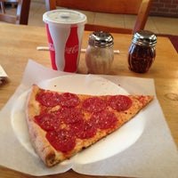 Photo taken at Gotham Pizza by Gerry Carlo C. on 1/13/2013