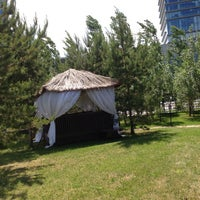 Photo taken at The Garden by A_alzhanova on 6/7/2013