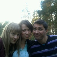 Photo taken at р. Войтоловка by Алекс .. on 9/7/2013