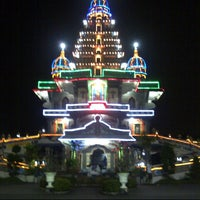 Photo taken at Graha St. Maria Annai Velangkanni by Martha L. on 1/15/2013