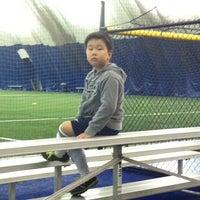 Photo taken at Soccer Centers by Larkjun P. on 10/21/2013
