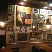 Photo taken at Cafe De Witte by Jimmy V. on 10/12/2013