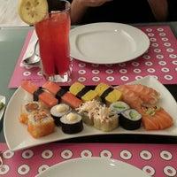 Photo taken at Fushi Sushi by hajar .. on 6/29/2013