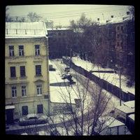 Photo taken at Лицей № 1501 by Егор С. on 3/20/2013