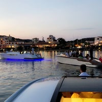 Photo taken at Cala di Volpe by Saud_m_a on 8/2/2018