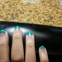 Photo taken at Lc Nails by Briana J. on 2/5/2013