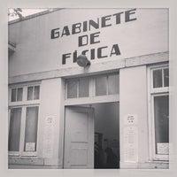 Photo taken at Escola Secundária de Camões (Liceu de Camões) by Joao G. on 9/29/2013