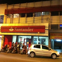 Photo taken at Banco Santander AG 3490 by SHELL13 (TIM BETA) on 3/12/2013