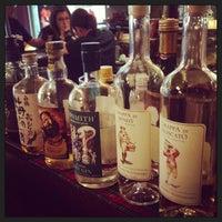 Photo taken at Libero Coffee & Bar by Sponge D. on 5/25/2013