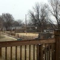Photo taken at Cheney, KS by Jonita C. on 1/11/2013