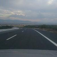 Photo taken at Kütahya - Uşak Yolu by Ömer Ü. on 9/20/2013