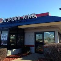 Photo taken at Burger King by Ken B. on 1/18/2013