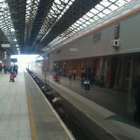 Photo taken at Dublin Connolly Railway Station by Max I. on 6/23/2013