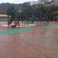 Foto tomada en Parque de Jovellanos por Adri el 1/16/2013