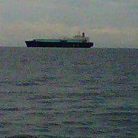 Photo taken at Bintulu Anchorage by Alia H. on 1/9/2013