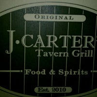Photo taken at J. Carter's Tavern Grill by Erin F. on 2/22/2011