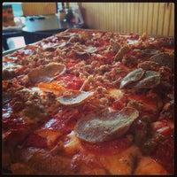 Photo taken at Capriccio Pizza by Scott K. on 8/4/2013