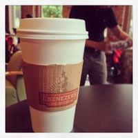 Photo taken at Ebenezers Coffeehouse by Scott K. on 8/7/2013