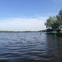 Photo taken at Eagle Lake by Bryan H. on 5/22/2014