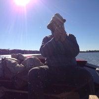Photo taken at Eagle Lake by Bryan H. on 11/10/2013