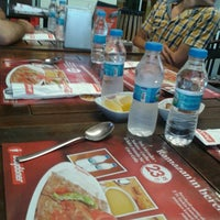 Photo taken at Baydöner by Orhan S. on 7/9/2014