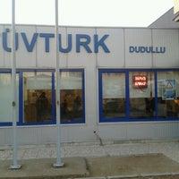 Photo taken at TÜVTÜRK Araç Muayene İstasyonu by Orhan S. on 1/14/2013