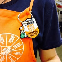 Photo taken at The Home Depot by Lauri R. on 6/4/2014