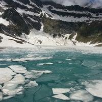 Photo taken at lago di camposecco by John C. on 7/4/2013