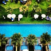Das Foto wurde bei Rixos The Palm Dubai von Alexandrova E. am 3/24/2013 aufgenommen