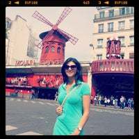 Photo taken at Le Moulin Rouge - Thury Sous Clermont by Vanessa S. on 8/26/2013