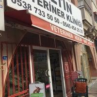 Photo taken at Altin Veteriner Kliniği by Özgül K. on 9/26/2016