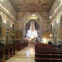 Photo taken at Basilica di San Nicola by Giorgia C. on 4/27/2013