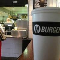 Photo taken at M Burger by Joseph S. on 5/18/2013