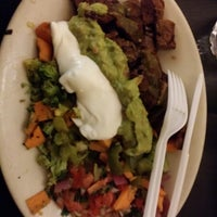 Photo taken at Anna's Taqueria by Danny T. on 3/23/2014